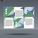 Abstract druka4 ontwerp in 3 delen, met rassenbarrières met personen, de dienst en mandpictogrammen, voor vliegers, banners Stock Afbeelding