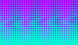 Abstract duotone background . Halftone texture . Trendy gradient blue and purple . Design background. Abstract duotone background . Halftone texture . Trendy stock illustration
