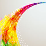 Abstract dynamic background. royalty free stock photography