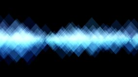 Abstract and dynamic background animation stock video footage