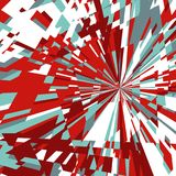 Abstract Background of Star Burst Stock Photos