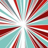 Abstract Background of Star Burst. Abstract Dynamic Background, Fractal Explosion Star, Sunburst Background stock illustration
