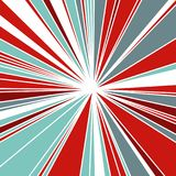 Abstract Background of Star Burst Royalty Free Stock Images