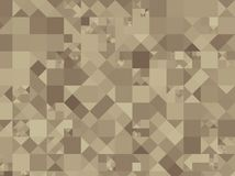 Abstract dynamic squares background Royalty Free Stock Image
