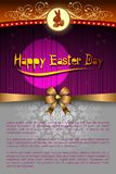 Abstract of Easter eggs. Banner and Background Template. Vector and Illustration, EPS 10 Stock Photos