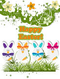 Abstract Easter theme for design Stock Photography
