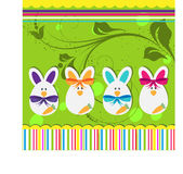 Abstract Easter theme for design Royalty Free Stock Image