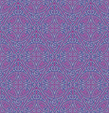 Abstract eastern seamless  pattern Royalty Free Stock Images