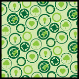 Abstract Eco Background. Green Abstract Eco Background Design Vector Stock Photos