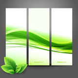 Abstract eco background Royalty Free Stock Photography