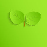 Abstract eco background. Stock Image