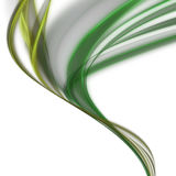 Abstract eco wave design Stock Image