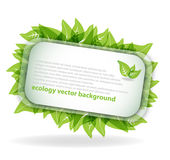 Abstract ecology background Royalty Free Stock Image