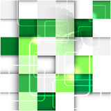 Abstract ecology design Royalty Free Stock Image