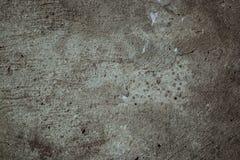 Abstract eenvoudig donker beton als achtergrond Stock Afbeelding