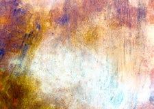 Abstract effect als achtergrond en kleuren, kleurenachtergrond Stock Foto