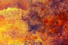 Abstract effect als achtergrond en kleuren, kleurenachtergrond Stock Afbeelding
