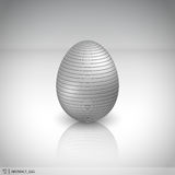 Abstract egg Royalty Free Stock Image