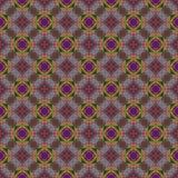 Abstract eindeloos patroon Royalty-vrije Stock Afbeelding