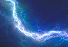 Abstract electrical background Royalty Free Stock Photo