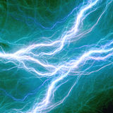 Abstract electrical background Stock Image