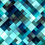 Abstract electronics pattern of pixels. Royalty Free Stock Photos
