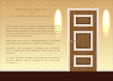 Abstract of Elegance Background Royalty Free Stock Image