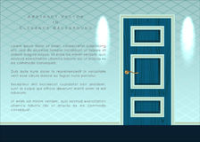 Abstract of Elegance Background Stock Image