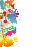 Abstract elegance illustration. Creative background Royalty Free Stock Images