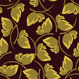 Abstract elegance seamless pattern Royalty Free Stock Photography