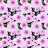 Abstract elegance seamless pattern flowers background Stock Photos