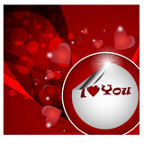 Abstract elegant background design for valentines. Illustration of abstract elegant background design for valentines design vector illustration