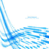 Abstract elegant blue modern background Stock Photos