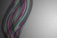 Abstract elegant ontwerp als achtergrond Stock Foto