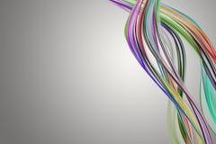 Abstract elegant ontwerp als achtergrond Royalty-vrije Illustratie