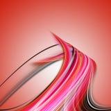 Abstract elegant ontwerp als achtergrond Stock Illustratie