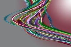 Abstract elegant ontwerp als achtergrond Royalty-vrije Stock Foto