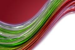 Abstract elegant ontwerp als achtergrond Stock Afbeelding