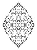 Abstract element van ontwerp Royalty-vrije Stock Afbeelding