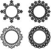 Abstract element voor een ontwerp Royalty-vrije Stock Foto's