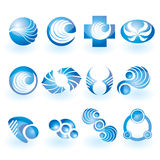Abstract elements Stock Photo