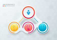 Abstract elements for infographic. Template for diagram, graph, vector illustration