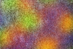 Abstract embossed texture Royalty Free Stock Photography