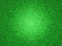 Abstract emerald-green background Royalty Free Stock Photos