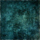 Abstract emerald grunge background Royalty Free Stock Image