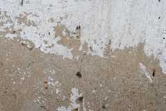 Abstract empty background.Concrete wall texture.Cement and concrete surface. Abstract empty background.Photo of concrete wall texture.Grey washed cement and Royalty Free Stock Images