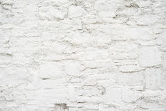 Abstract empty background.Photo of white blank stone wall texture. Blank cement surface.Horizontal. royalty free stock photo