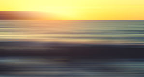 Abstract empty  blurred landscape, colorful screen Stock Images