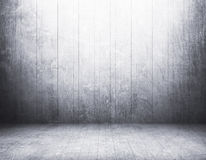 Abstract empty dirty room Stock Photo