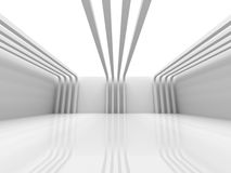 Abstract Empty Room Interior Modern Background Stock Photos